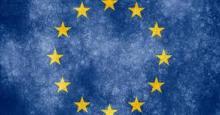 bandera unión Europea