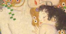 Lienzo de Klimt