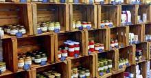 Tienda de legumbres