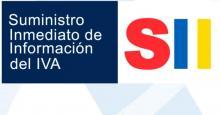 Logo de Suministro Inmediato de Información delIVA