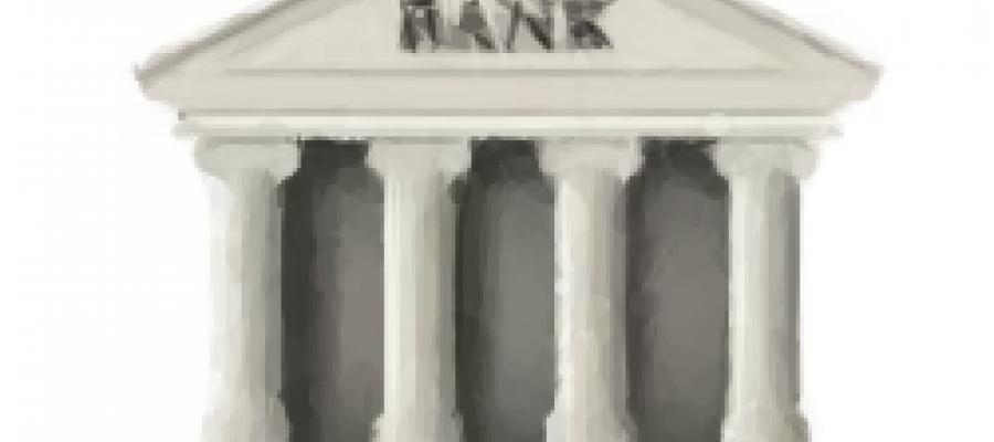 Icono de un Banco Clásico