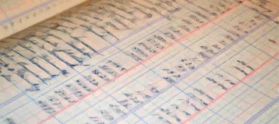 Cuaderno de contabilidad Manual