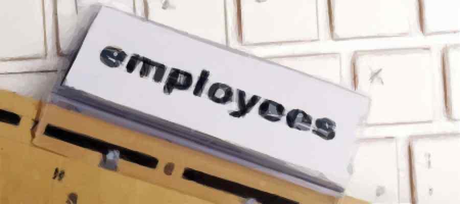 carpeta de empleados
