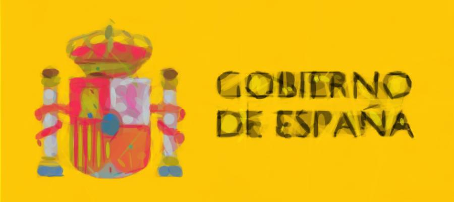 Logo del Gobierno de España