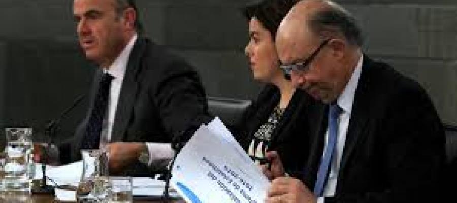 Economia y hacienda España