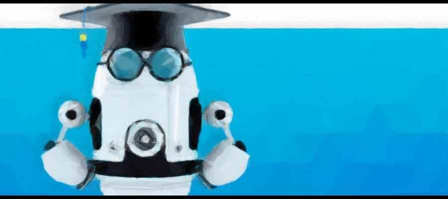 Robot profesor