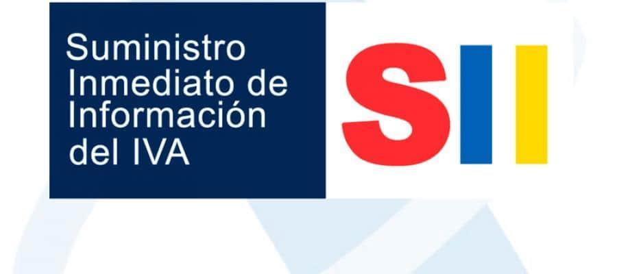 Logo del Suministro Inmediato de Información del IVA