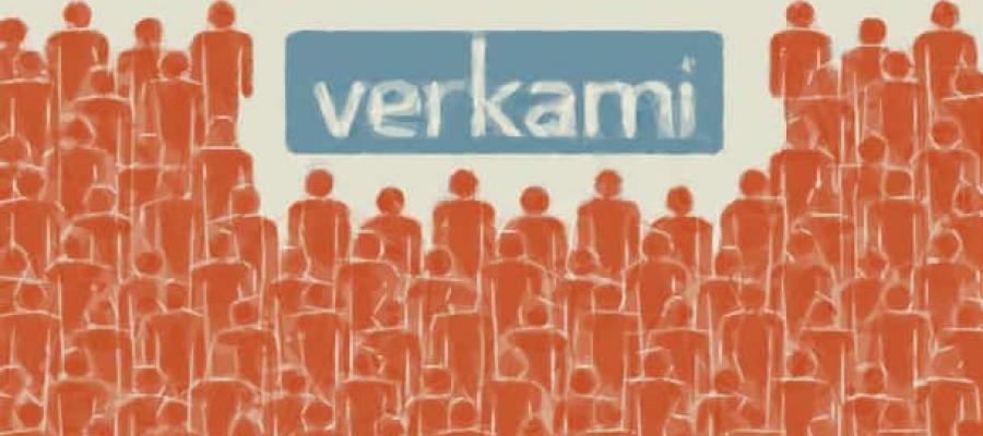 Logo Verkami